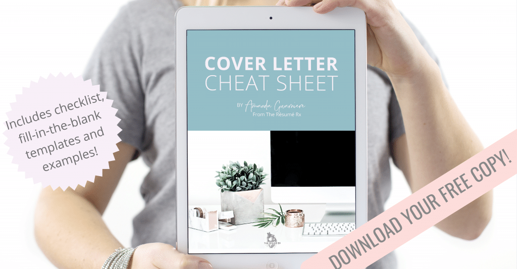 Nurse Cover Letter Anatomy: A step-by-step approach with examples!