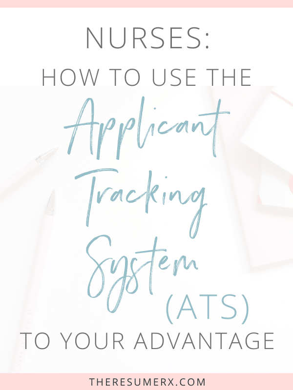 How to Use the Applicant Tracking System (ATS) to Your Advantage