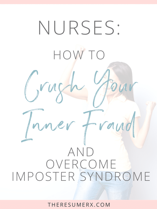 How to Crush Your Inner Fraud and Overcome Imposter Syndrome