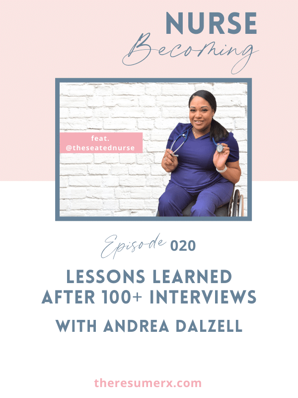 #020 Lessons Learned after 100+ Interviews with Andrea Dalzell