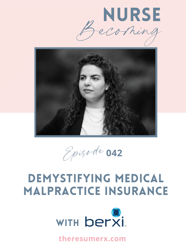 #042 Demystifying Medical Malpractice Insurance with Berxi