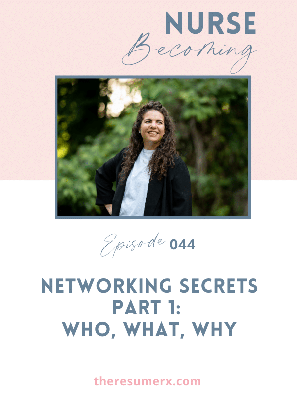#044 Networking Secrets Part 1: Who, What, Why