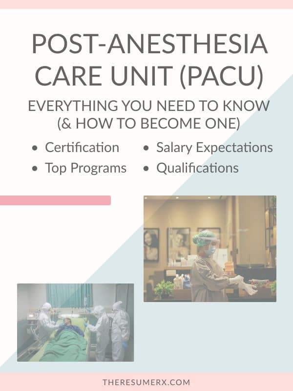 PACU Nurse: Everything You Need To Know (& How To Become One In 2021)