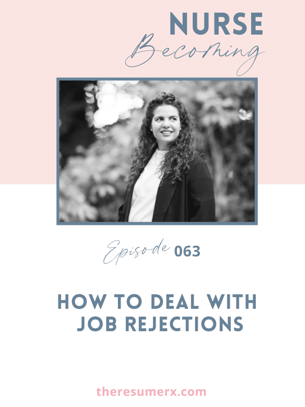 #063 How to Deal with Job Rejections